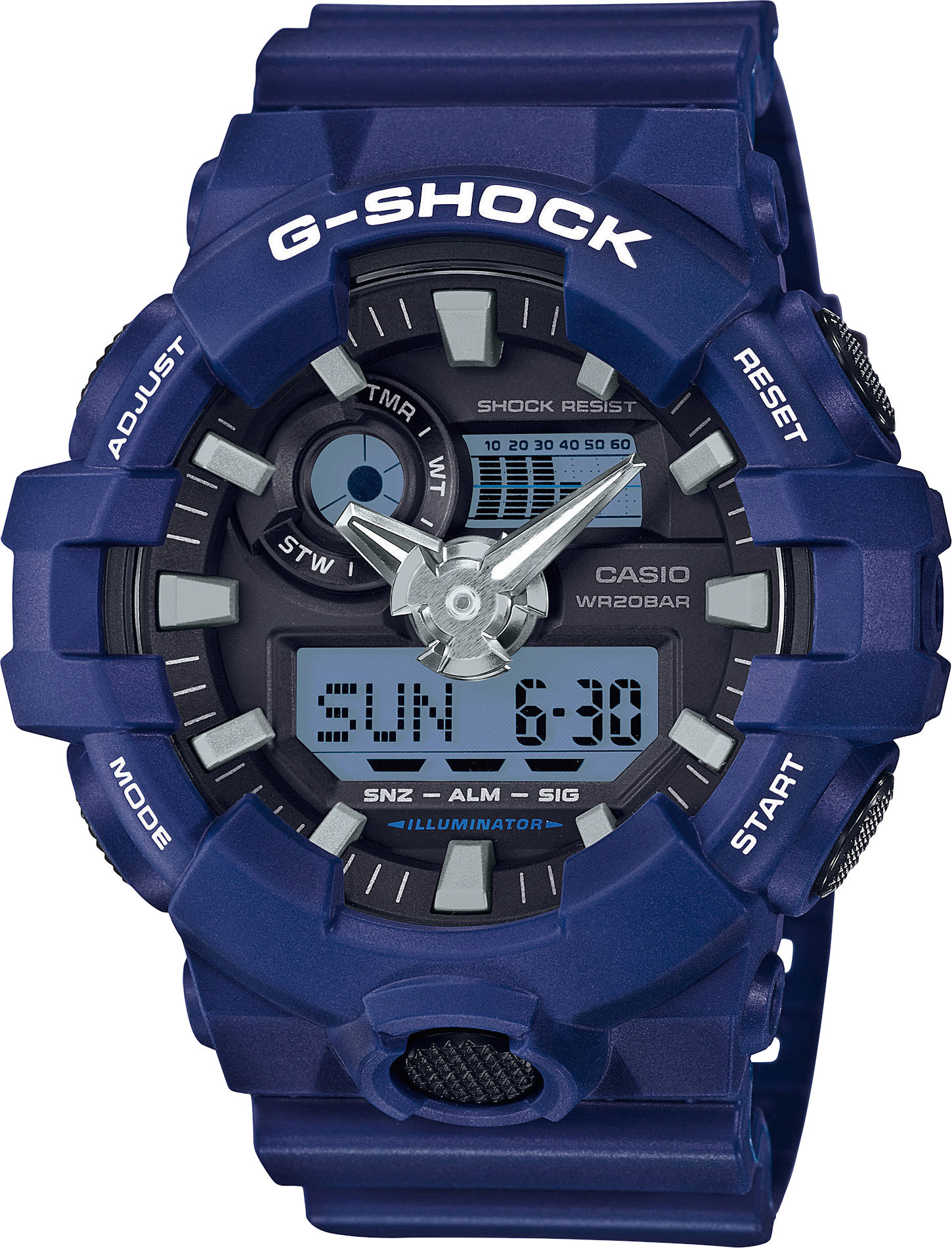 Casio G-Shock G-Classic GA-700-2A