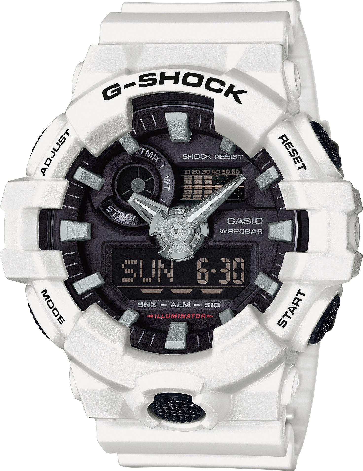 Casio G-Shock G-Classic GA-700-7A