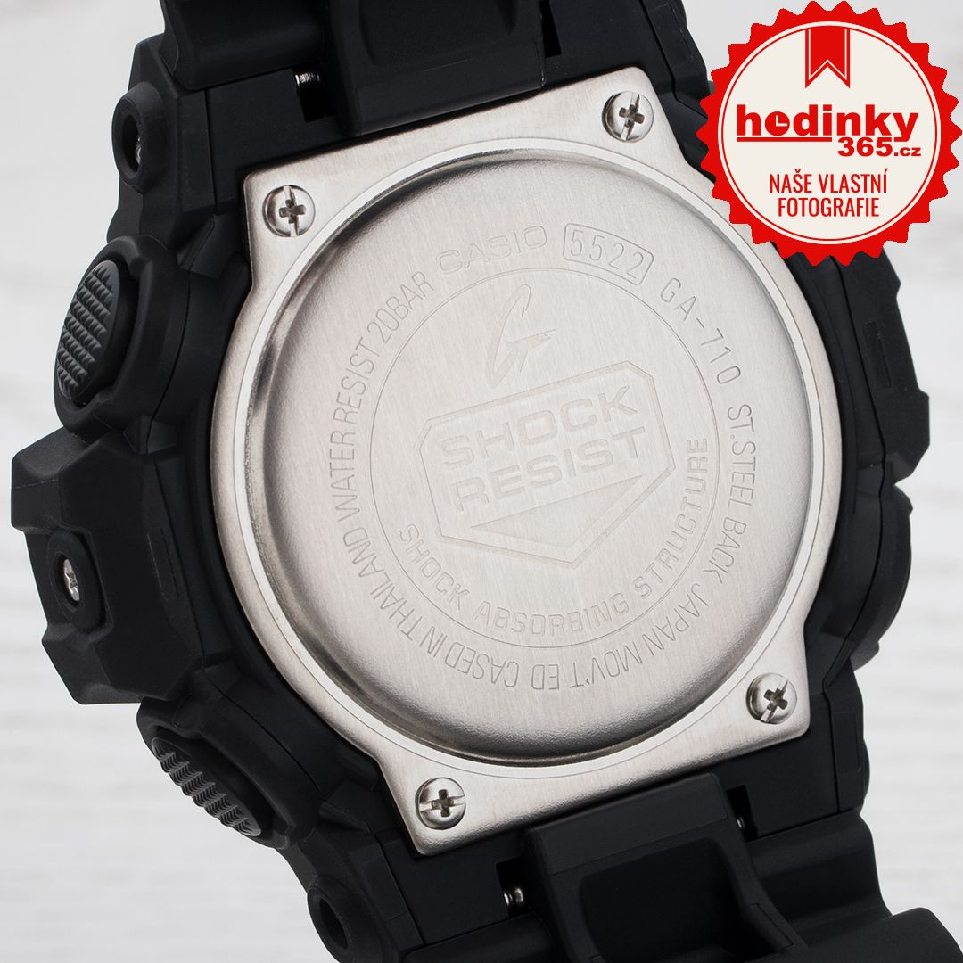 buy popular 7a60d 0ae6c Hodinky Casio G-Shock Original GA-710-1AER