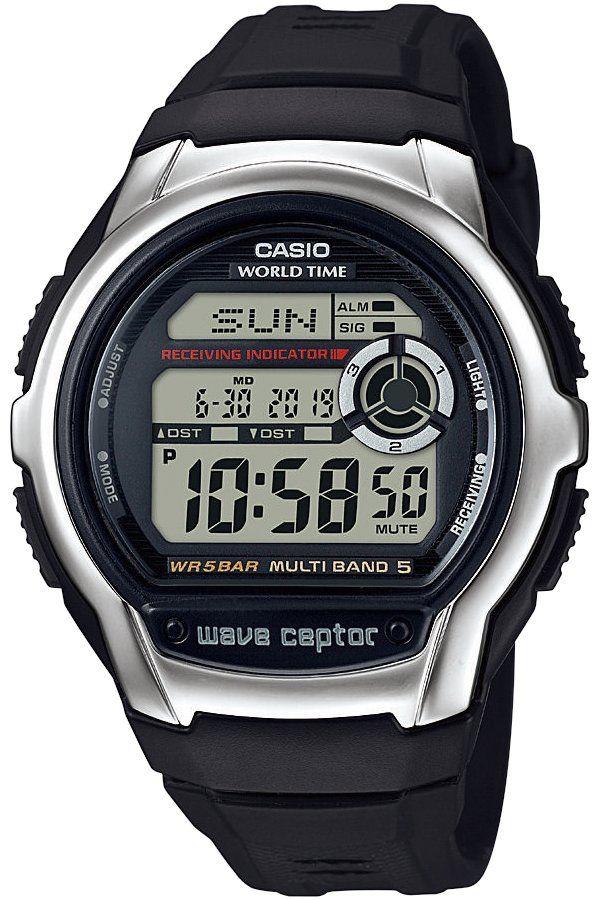 Casio Wave Ceptor WV M60-1A