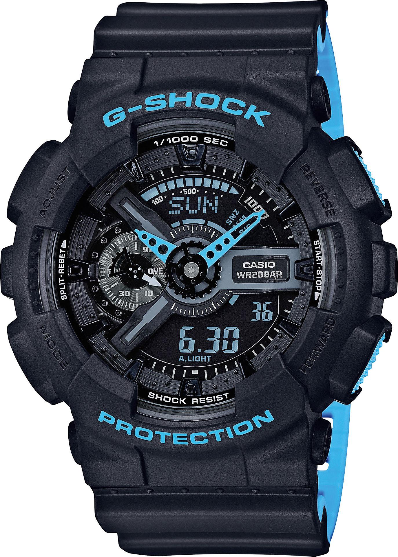 Casio G-Shock G-Classic GA-110LN-1AER