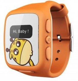IntelioWATCH W268O s GPS lokátorem a telefonem