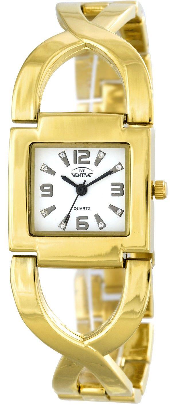 5022159c4 Bentime 005-14831C. Dámské hodinky - kovový řemínek, kov pouzdro, minerální  sklíčko. Veškeré technické parametry naleznete níže