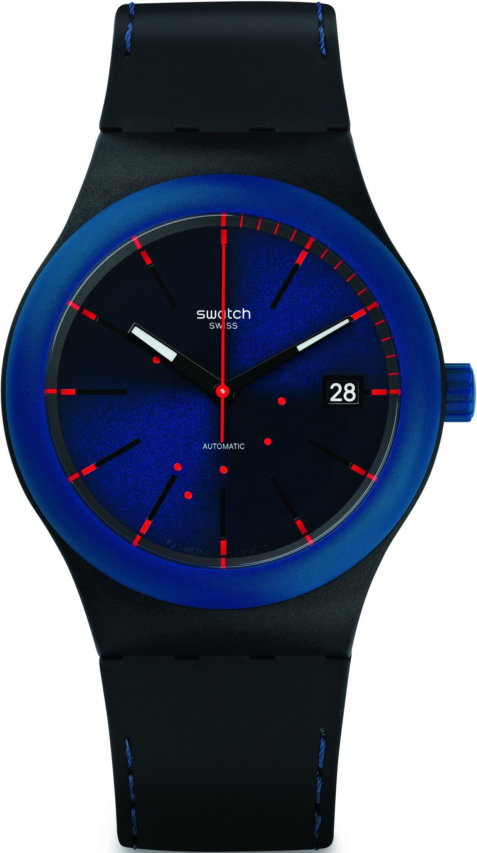 Swatch Sistem Notte SUTB403
