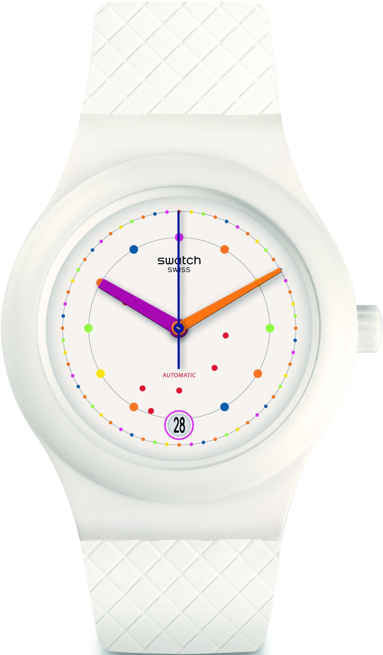 Dámské hodinky - silikonový řemínek fb90826232