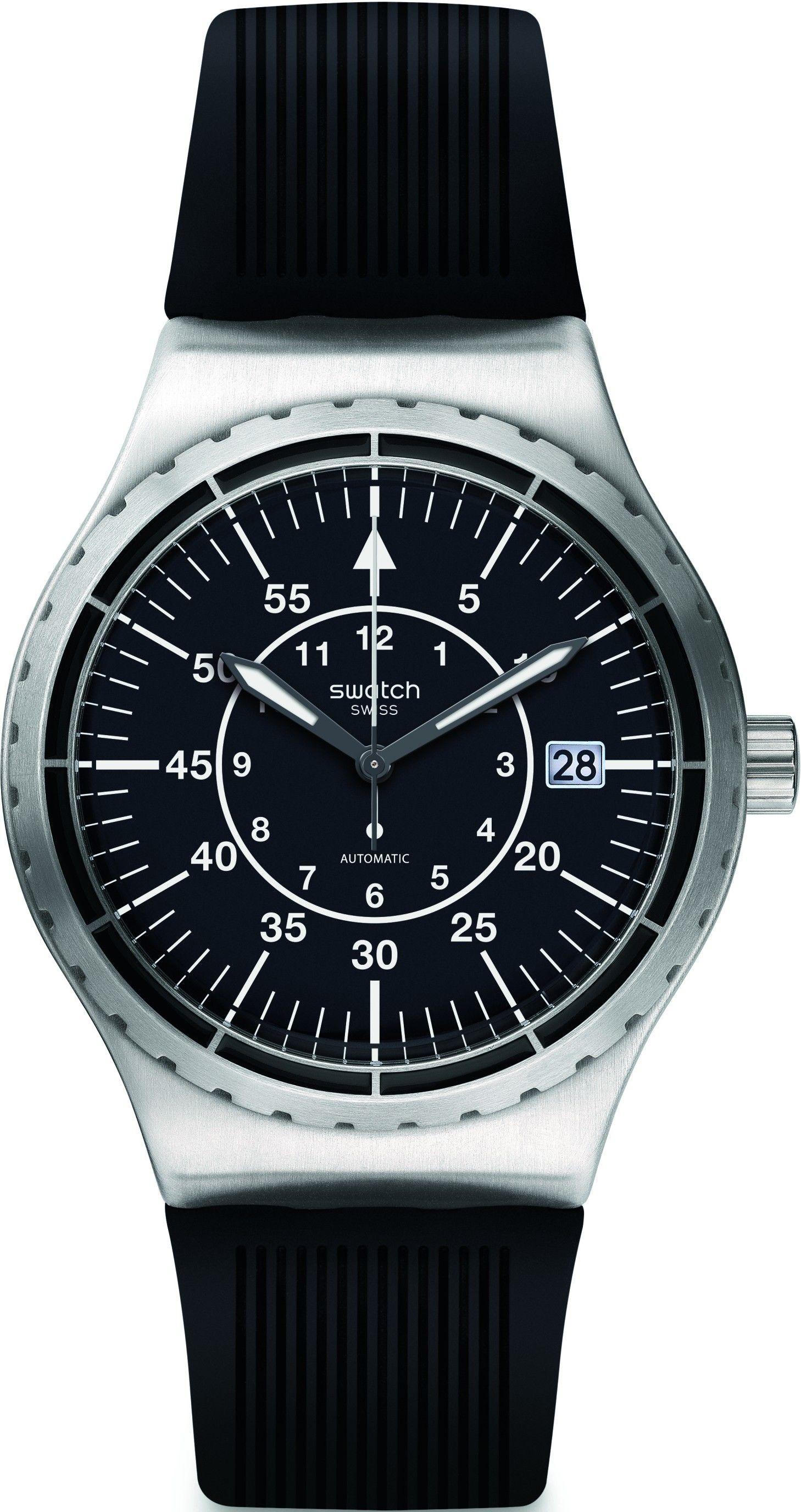 Pánské hodinky - pryžový řemínek 92fa52a2b7
