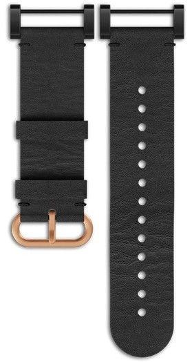 Kožený řemínek k hodinkám Suunto Essential Copper Black Kit