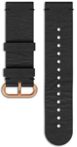 Kožený řemínek k hodinkám Suunto Essential Copper Black