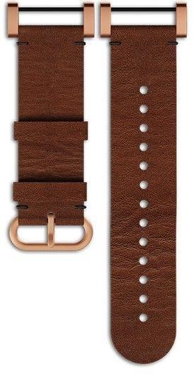 Kožený řemínek k hodinkám Suunto Essential Copper Kit