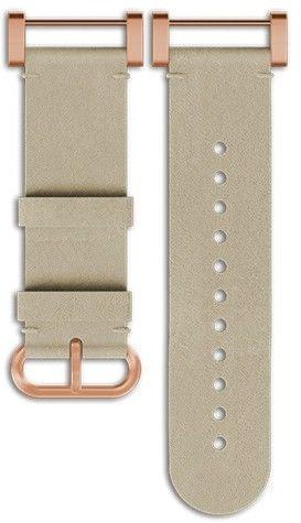 Kožený řemínek k hodinkám Suunto Essential Copper White Kit