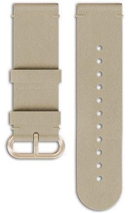 Kožený řemínek k hodinkám Suunto Essential Gold