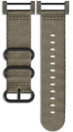 Textilní řemínek k hodinkám Suunto Essential Slate Kit