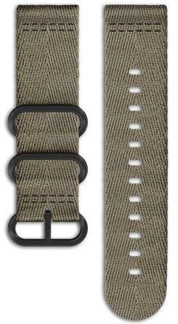 Textilní řemínek k hodinkám Suunto Essential Slate