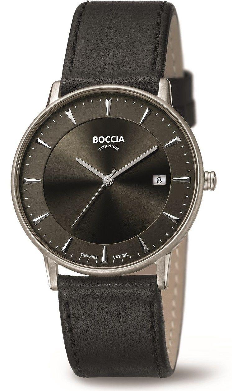 90e847f5248 Boccia titanium panske hodinky 3543 01 - Cochces.cz