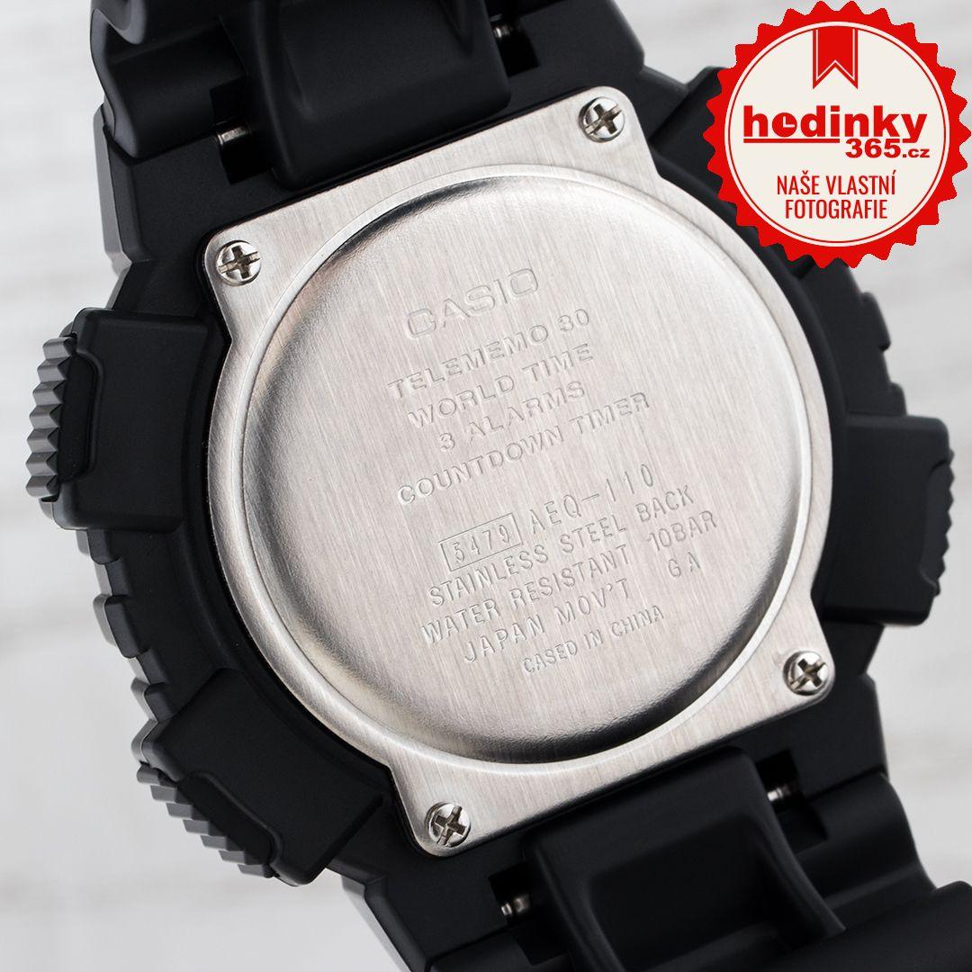 dd195149a Casio Collection AEQ-110W-1BVEF | Hodinky-365.cz