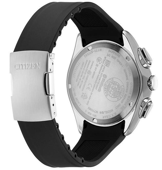 Pánské hodinky - silikonový řemínek 8882f2d532