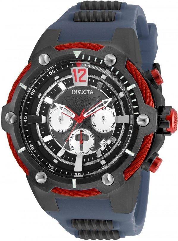 782eb4029c0 Pánské hodinky - silikonový řemínek