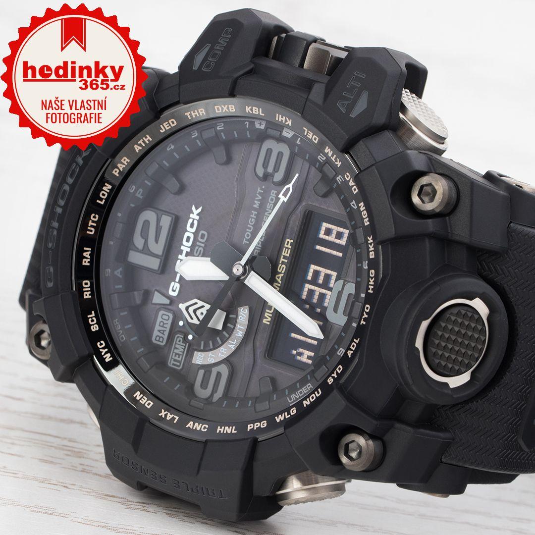 Casio G-Shock Mudmaster GWG-1000-1A1ER  7bb7dab3e7