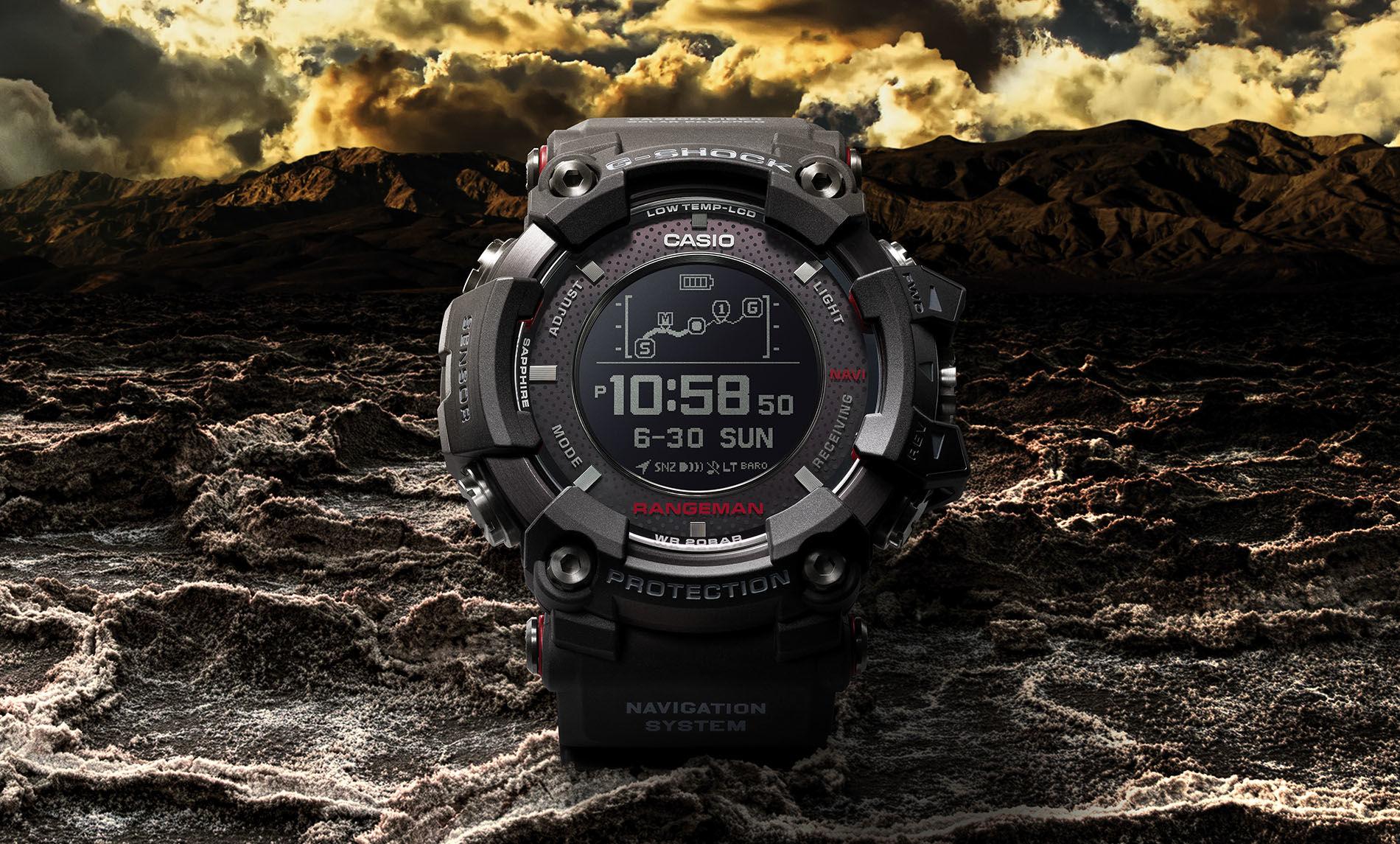 Casio G-Shock Rangeman GPR-B1000-1ER  bcda14c83d