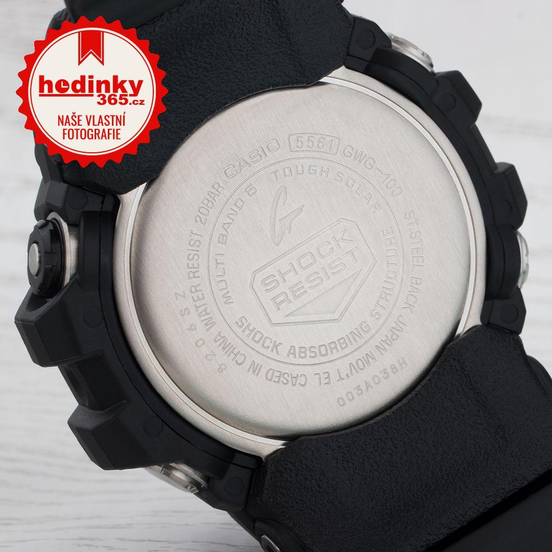 79366ce25c4 Casio G-Shock Mudmaster GWG-100-1AER