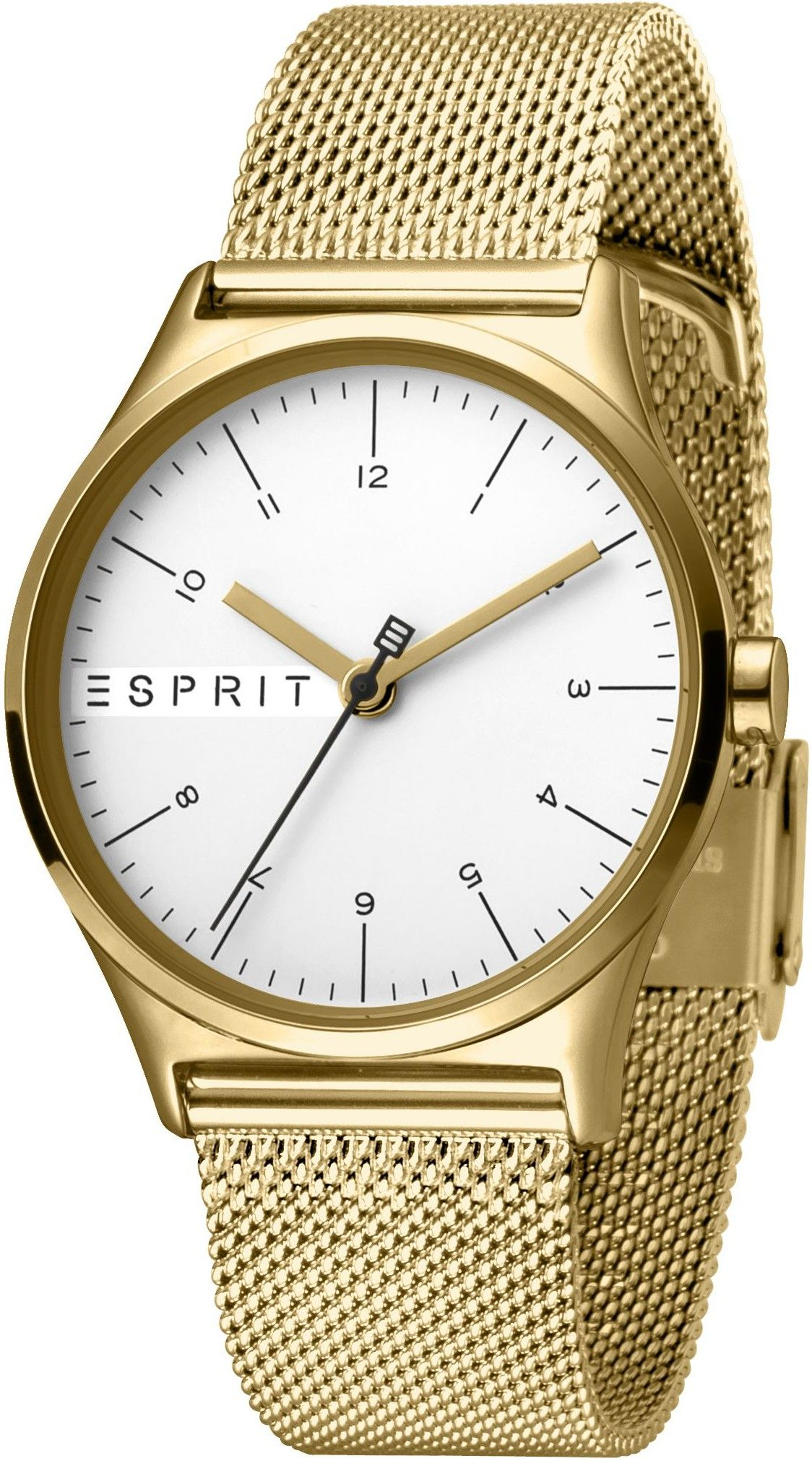 Esprit Essential Silver Gold Mesh - L ES1L034M0075 8ad73706b6d