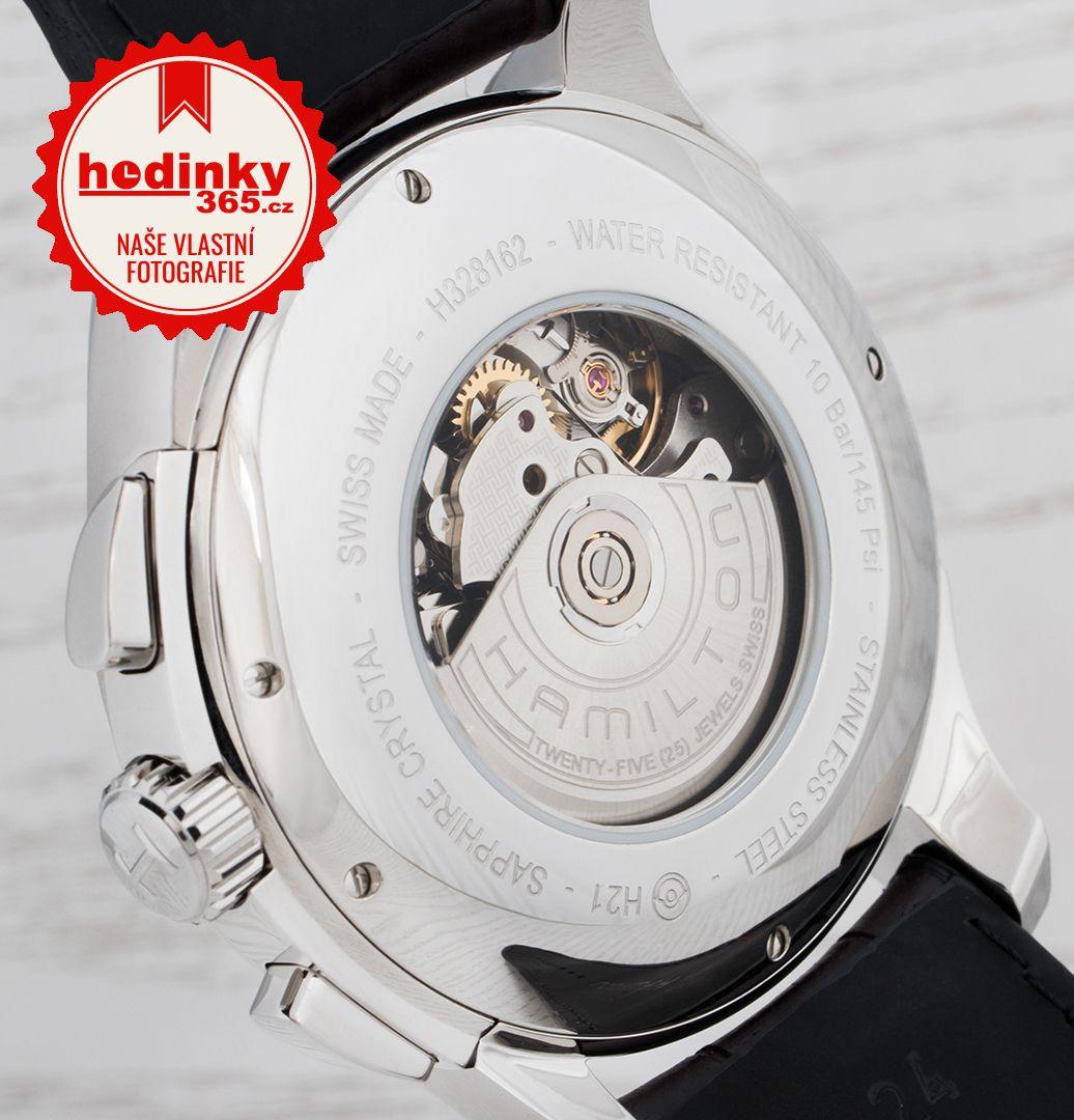 Hodinky Hamilton Jazzmaster Lord Hamilton Auto Chrono H32816531 Natahovac Designhutte Optimus 1 70005 57
