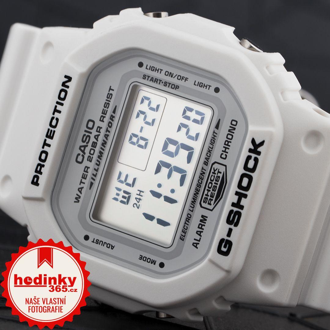 Casio G-Shock Original DW-5600MW-7ER Marine White Series Special ... 4d45d56f743