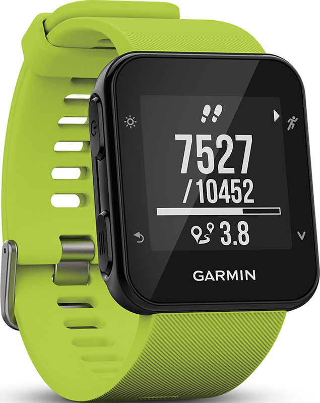 31f524f9e70 Garmin Forerunner 35 Optic Green