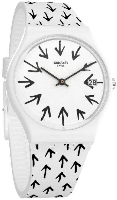 Dámské hodinky - silikonový řemínek d1afd71fb19