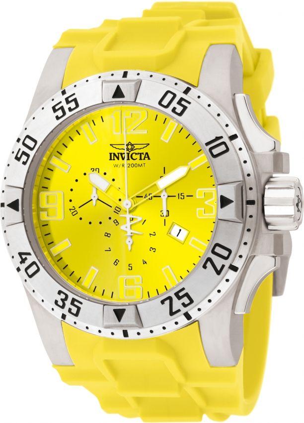 716f12954ba Invicta Reserve Excursion Sport 1409. Pánské hodinky - pryžový řemínek
