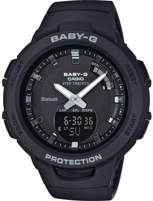 9b074d91361 Casio Baby-G G-Squad BSA-B100-1AER