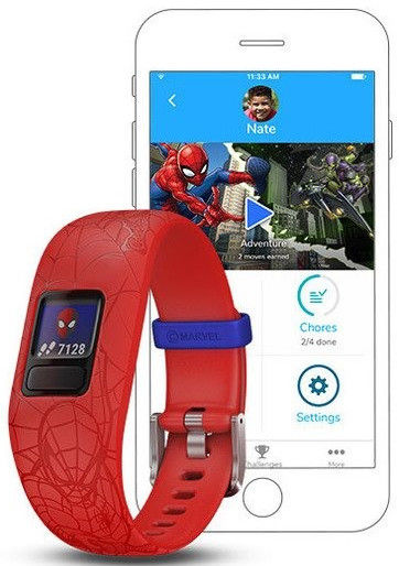 876ef5b1b36 Garmin vívofit junior2 Disney Spider-Man