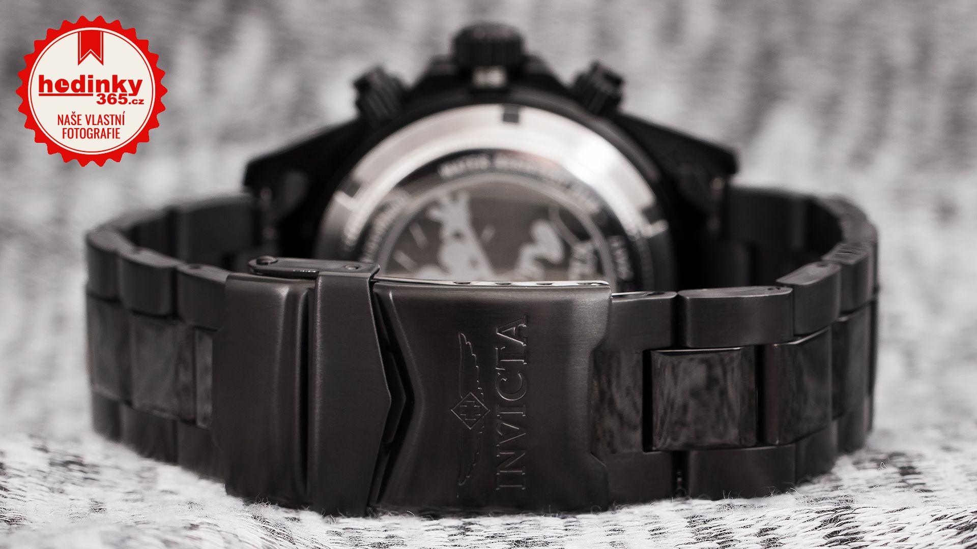 Invicta 24417 Disney Mickey Mouse Limited Edition 2000ks. Unisex hodinky -  ocelový řemínek 7b687f80f86