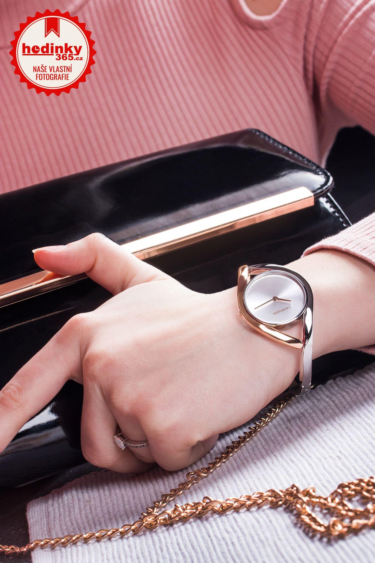 3f7d70e91 Calvin Klein Party K8U2MB16. Dámské hodinky - ocelový řemínek, ocel  pouzdro, minerální sklíčko. Veškeré technické parametry naleznete níže