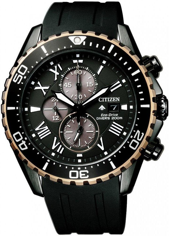 Citizen Promaster Marine Diver Eco-Drive Chronograf CA0716-19E 100th ... 6d77c2ebc21