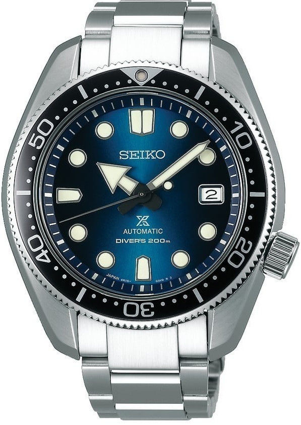 Seiko Prospex Sea SPB083J1 Great Blue Hole Special Edition. Pánské hodinky  - ocelový řemínek a6da0146d2b