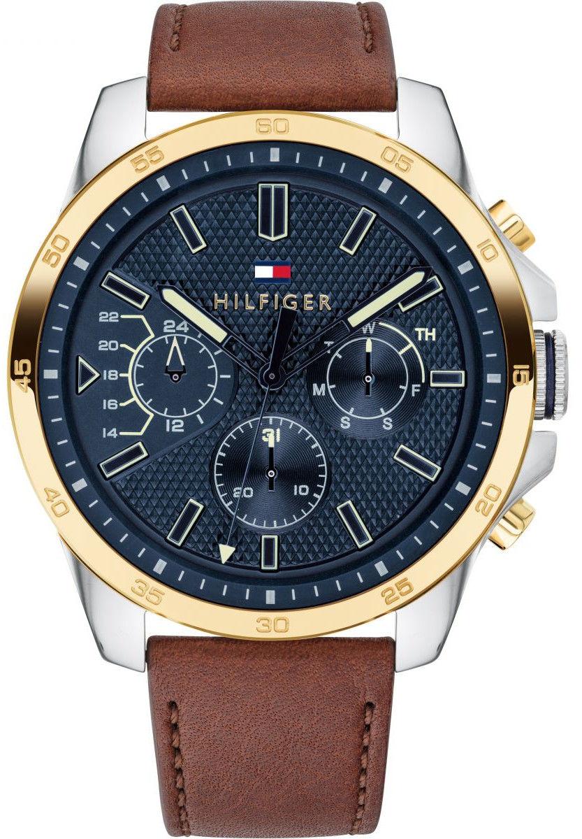 Tommy Hilfiger 1791561. Pánské hodinky - kožený řemínek d23c86c5a90