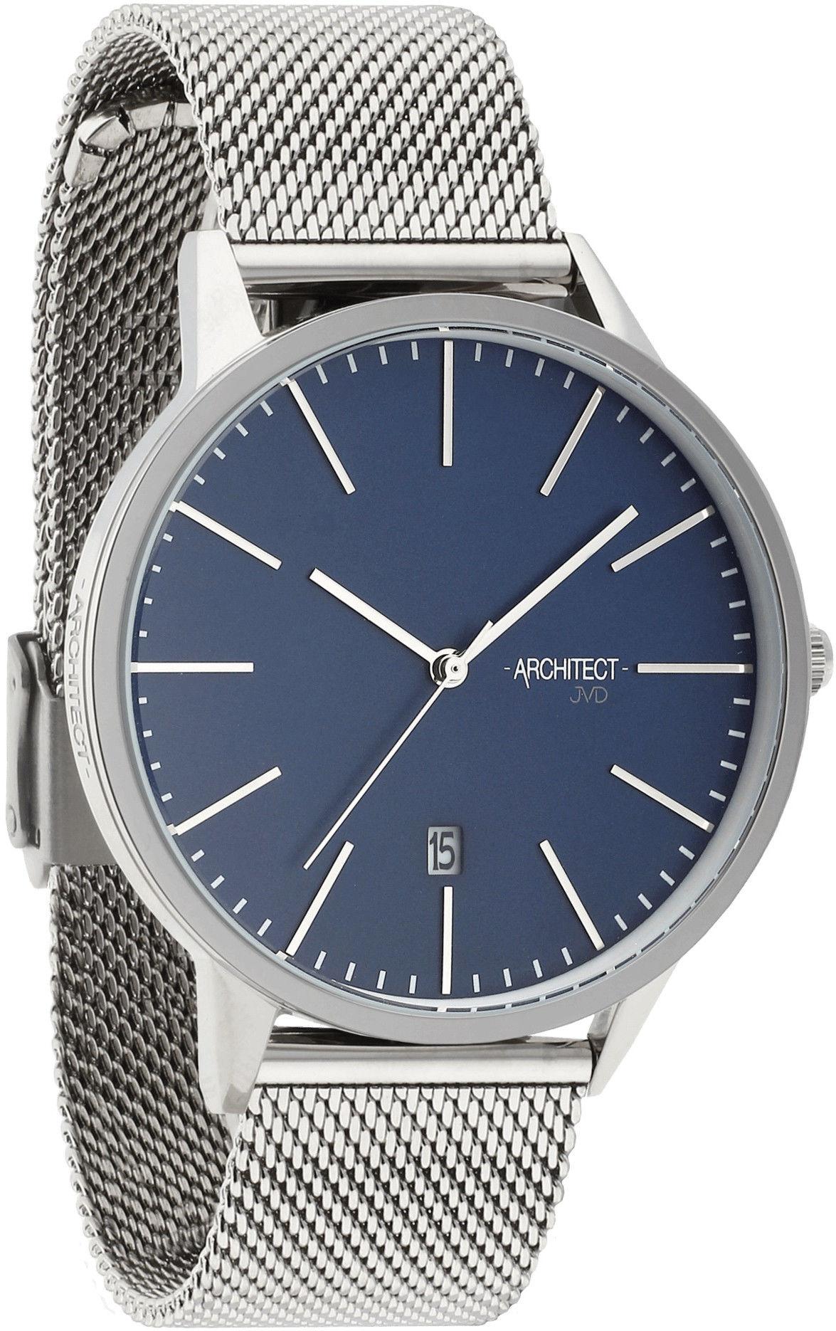 ae1093006d7 Pánské hodinky - ocelový řemínek