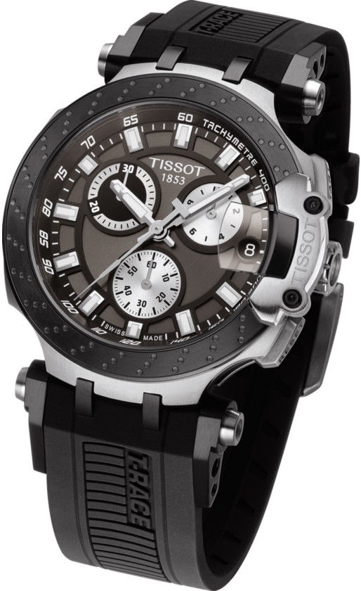 7e3b6947911 Tissot T-Race Quartz Chronograph T115.417.27.061.00