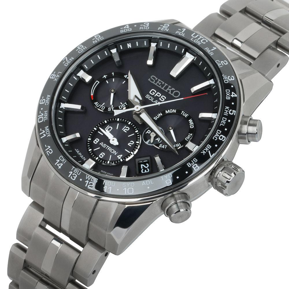 b50cd6fb8 Pánské hodinky - titanový řemínek, titan pouzdro, safírové sklíčko. Veškeré  technické parametry naleznete níže