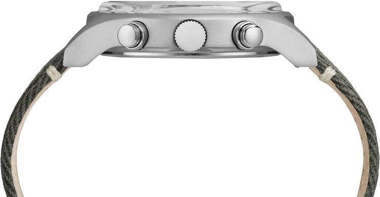 b4119b5bb3 Timex MK1 Steel Chronograph TW2R68600. Pánské hodinky - textilní řemínek