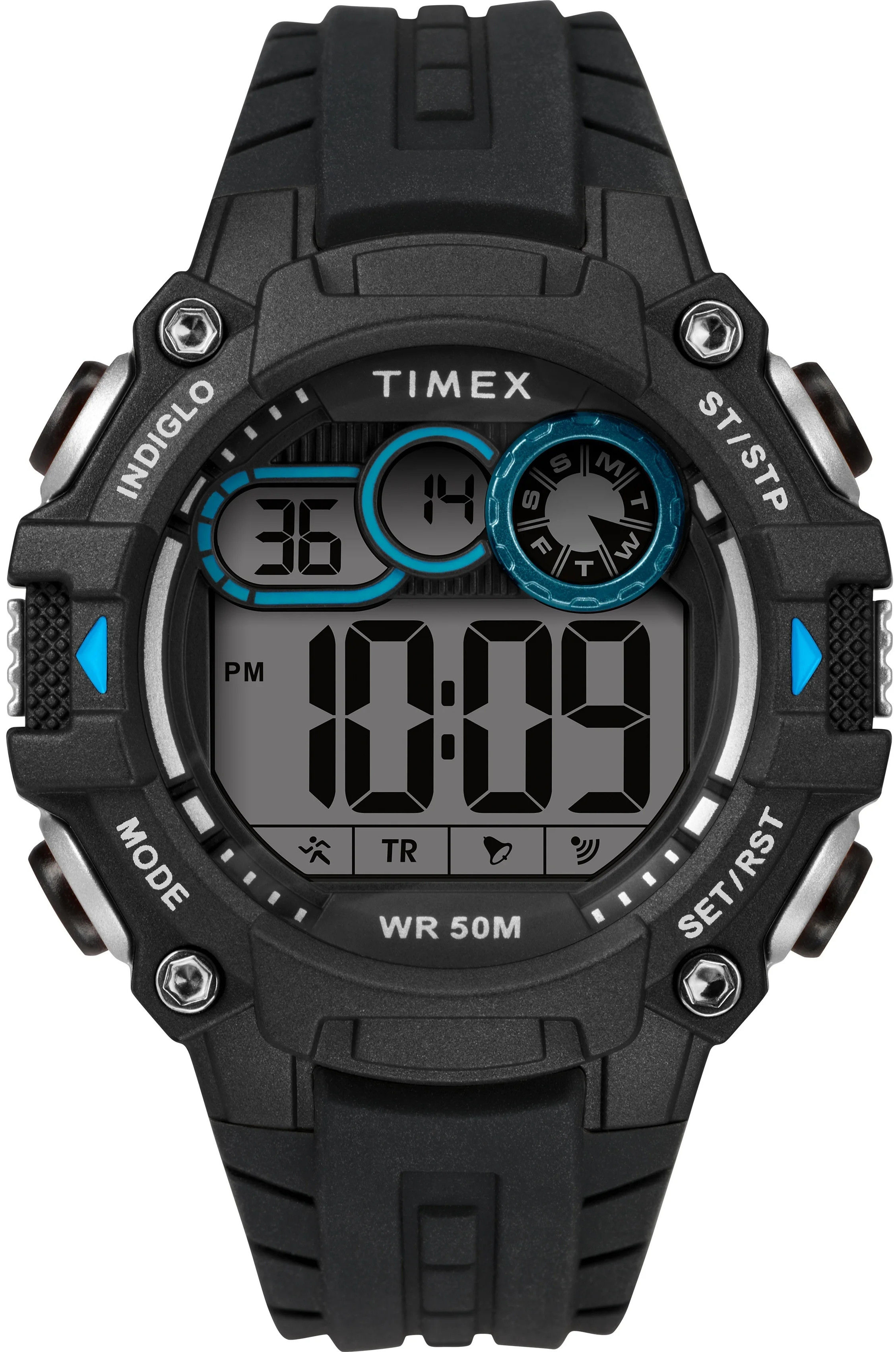 fa940256a Pánské hodinky - silikonový řemínek, pryskyřice pouzdro, plastové sklíčko.  Veškeré technické parametry naleznete níže