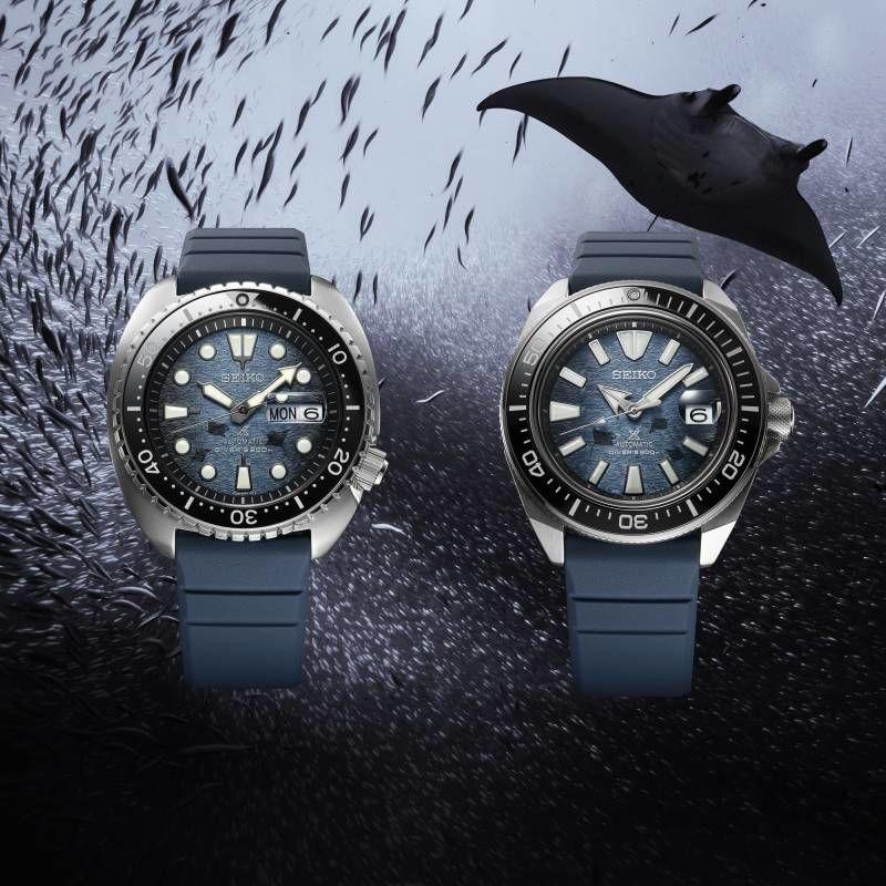 "Seiko Prospex Sea Automatic Diver's SRPF79K1 Save the Ocean Special Edition  ""King Samurai"" | Hodinky-365.cz"
