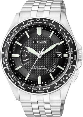 Citizen Promaster Land Global Radiocontrolled CB0021-57E