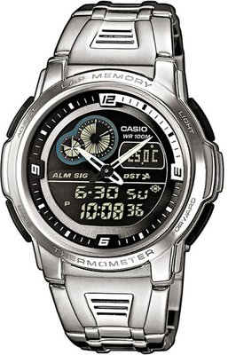 Casio Collection AQF-102WD-1BVEF