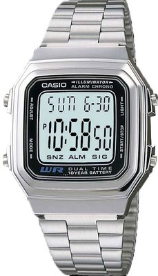 Casio Collection Retro A178WEA-1AES