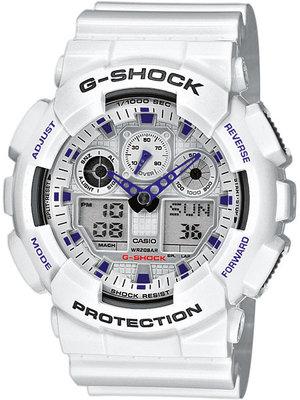 Casio G-Shock Original GA-100A-7AER ... 63a4e37ed2