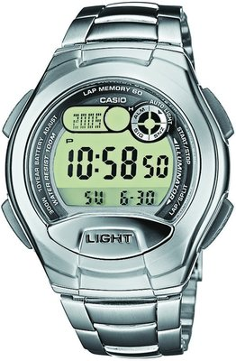 Casio Collection W-752D-1AVES