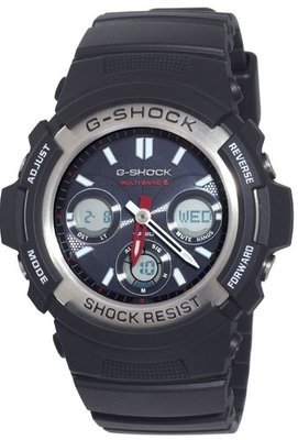 Casio G-Shock Original AWG-M100-1AER