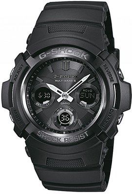 Casio G-Shock Original AWG-M100B-1AER ... 7f48fdd428